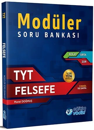 Eğitim Vadisi TYT Felsefe Modüler Soru Bankası