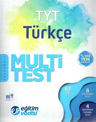Eğitim Vadisi TYT Türkçe Multi Test
