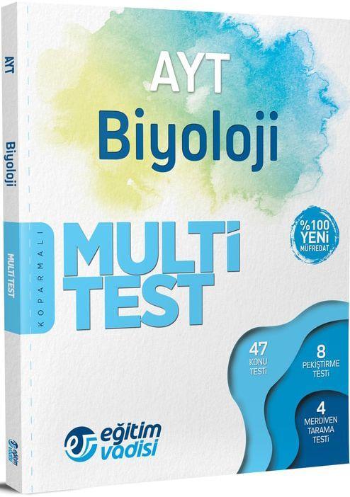 Eğitim Vadisi Yayınları AYT Biyoloji PDF Planlı Ders Föyü