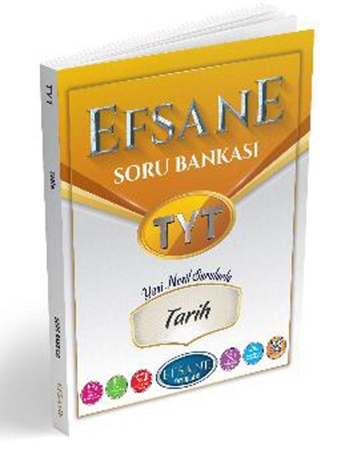 Efsane Yayınları TYT Tarih Soru Bankası