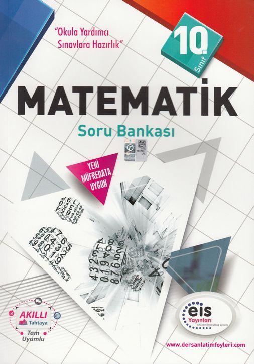 Eis Yayınları 10. Sınıf Matemetik Soru Bankası