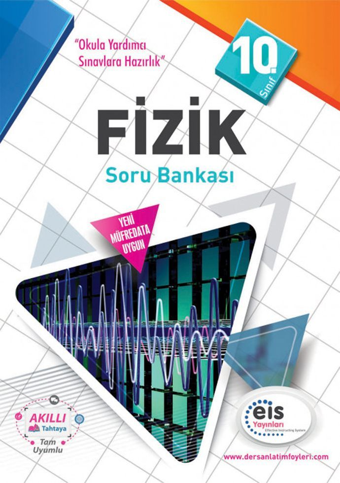 Eis Yayınları 10. Sınıf Fizik Soru Bankası
