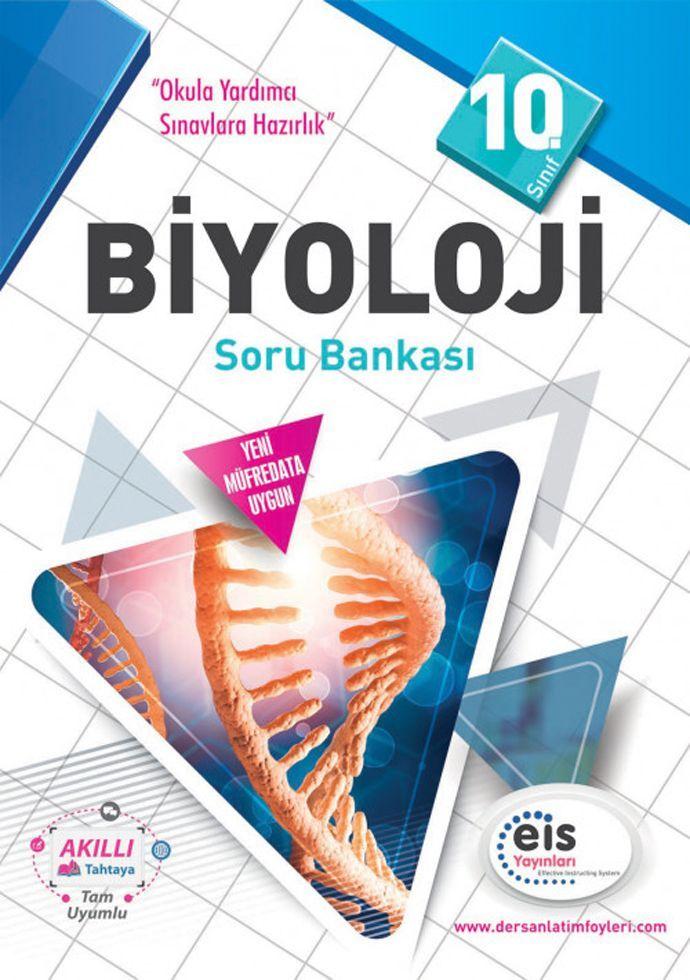 Eis Yayınları 10. Sınıf Biyoloji Soru Bankası