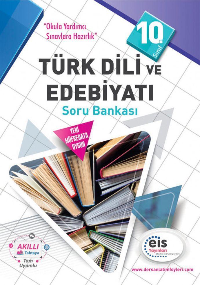 Eis Yayınları 10. Sınıf Türk Dili ve Edebiyatı Soru Bankası