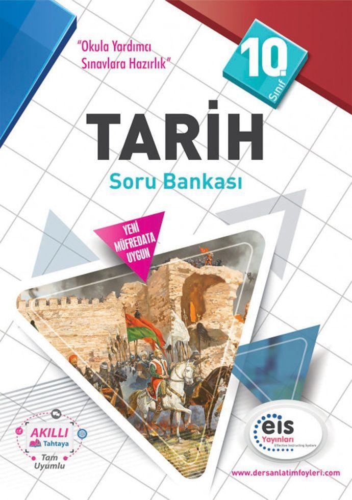 Eis Yayınları 10. Sınıf Tarih Soru Bankası