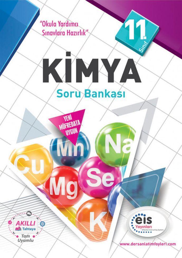Eis Yayınları 11. Sınıf Kimya Soru Bankası