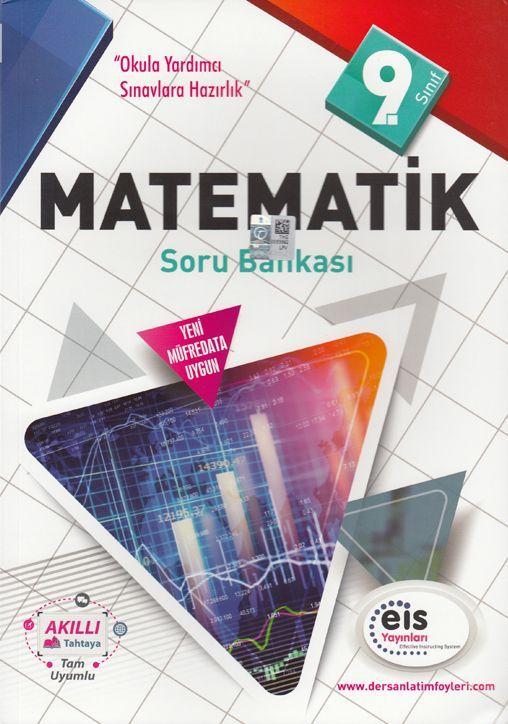 Eis Yayınları 9. Sınıf Matematik Soru Bankası