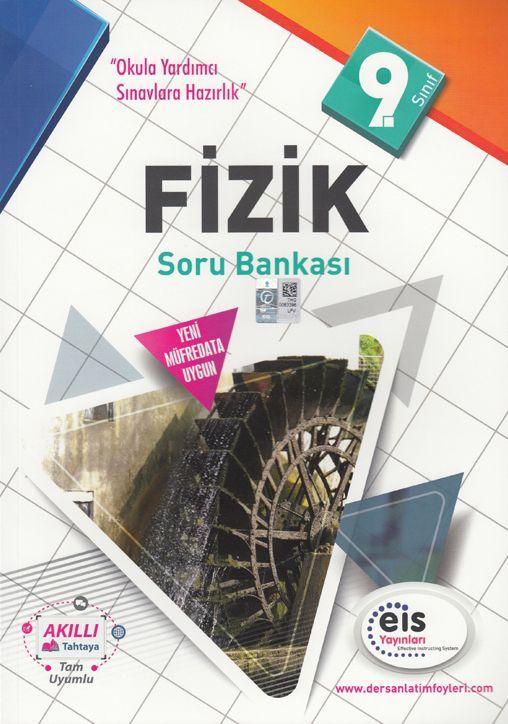 Eis Yayınları 9. Sınıf Fizik Soru Bankası