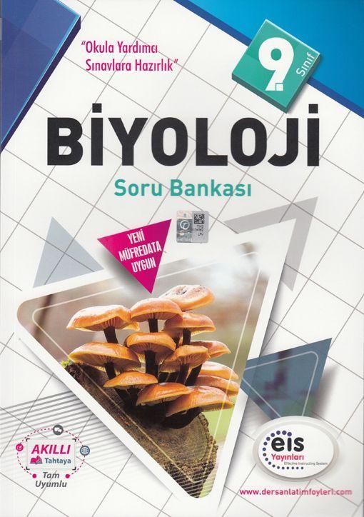 Eis Yayınları 9. Sınıf Biyoloji Soru Bankası