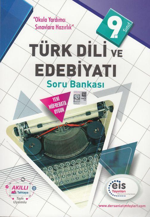 Eis Yayınları 9. Sınıf Türk Dili ve Edebiyatı Soru Bankası