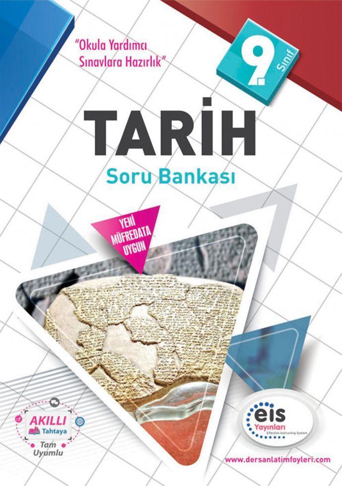 Eis Yayınları 9. Sınıf Tarih Soru Bankası