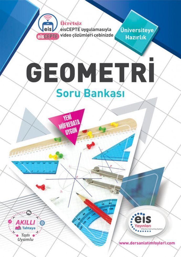 Eis Yayınları Üniversiteye Hazırlık Geometri Soru Bankası