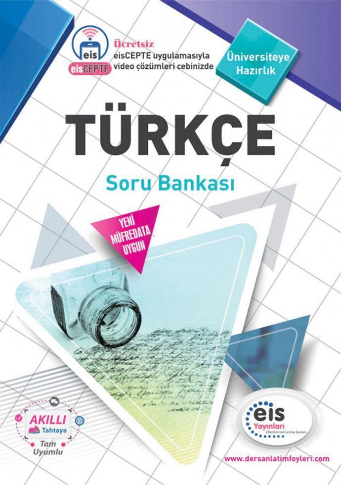 Eis Yayınları Üniversiteye Hazırlık Türkçe Soru Bankası