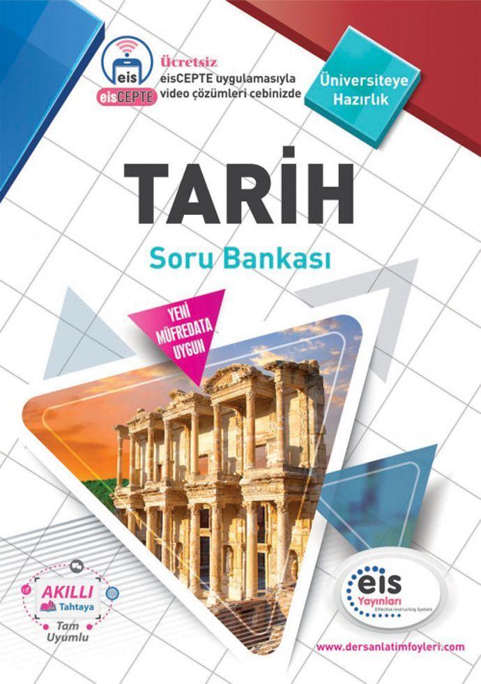 Eis Yayınları Üniversiteye Hazırlık Tarih Soru Bankası