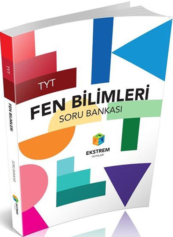 Ekstrem Yayınları TYT Fen Bilimleri Soru Bankası