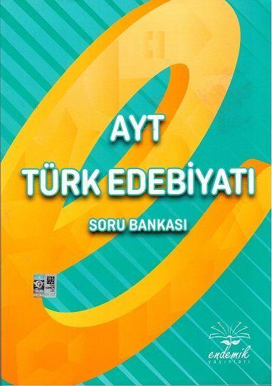 Endemik Yayınları AYT Türk Edebiyatı Soru Bankası