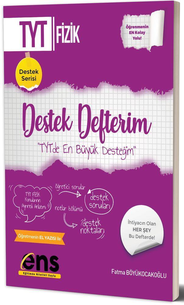 ENS Yayıncılık TYT Fizik Destek Defterim