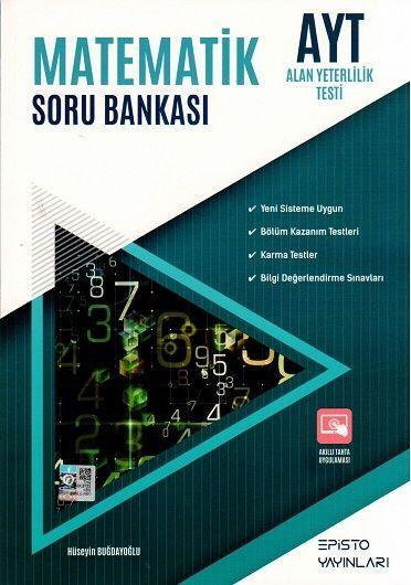 Episto Yayınları AYT Matematik Soru Bankası