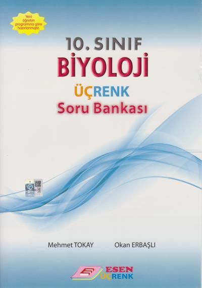Esen Üçrenk Yayınları 10. Sınıf Biyoloji Soru Bankası