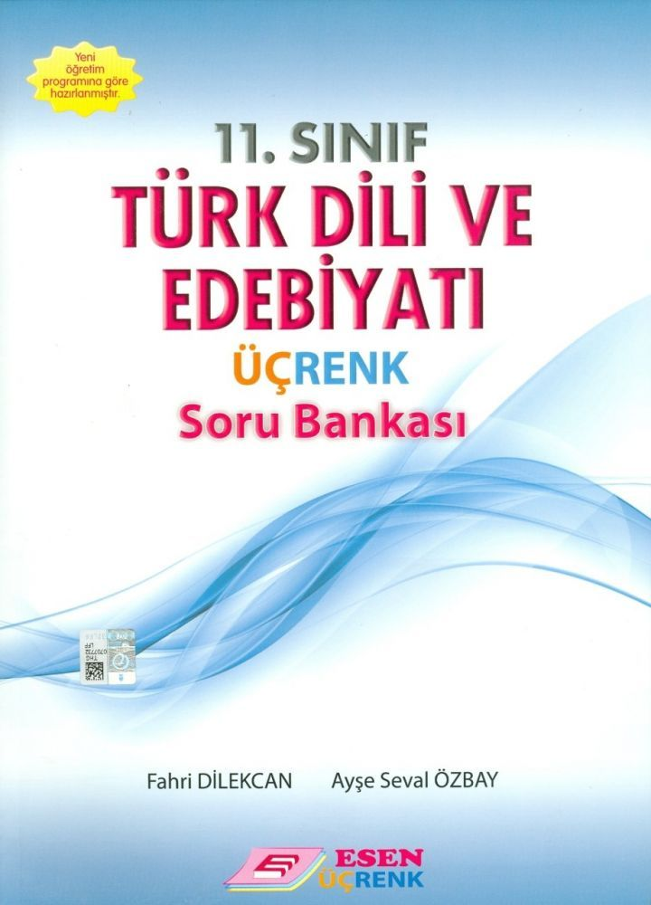 Esen Üçrenk Yayınları 11. Sınıf Türk Dili ve Edebiyatı Soru Bankası