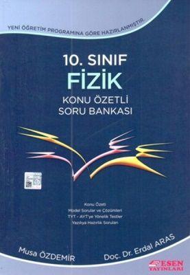 Esen Yayınları 10. Sınıf Fizik Konu Özetli Soru Bankası