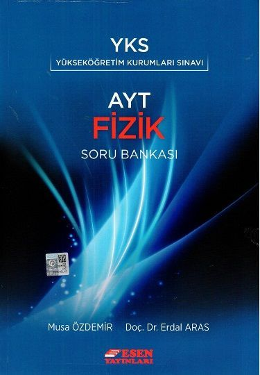 Esen Yayınları AYT Fizik Soru Bankası