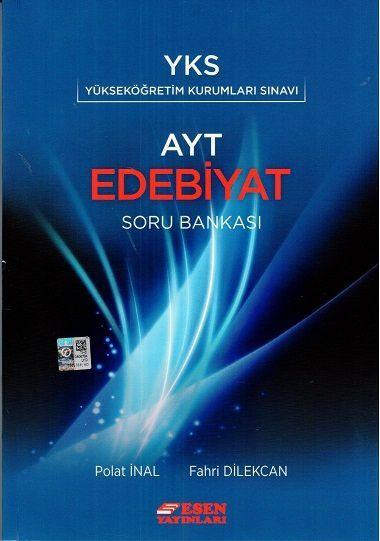 Esen Yayınları AYT Edebiyat Soru Bankası