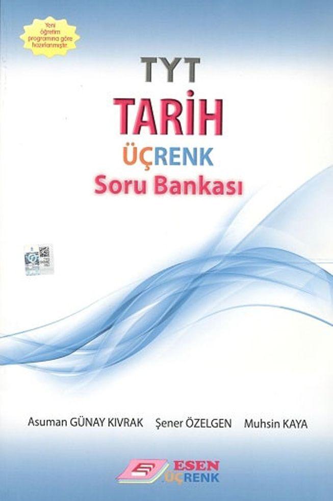 Esen Yayınları TYT Tarih Üçrenk Soru Bankası