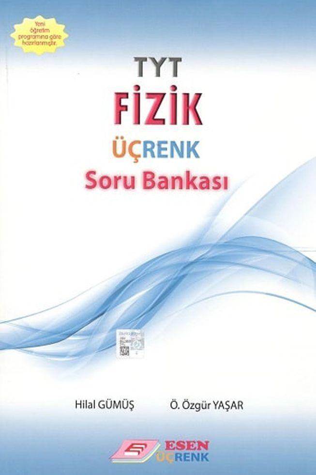 Esen Yayınları TYT Fizik Üçrenk Soru Bankası