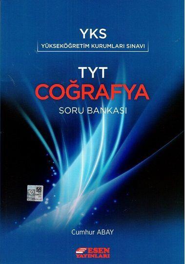 Esen Yayınları TYT Coğrafya Soru Bankası