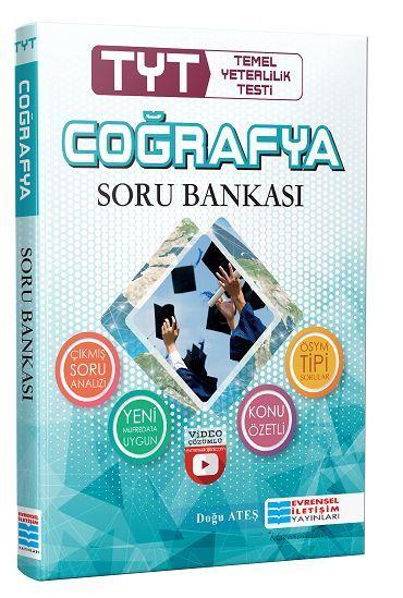 Evrensel İletişim Yayınları TYT Coğrafya Video Çözümlü Soru Bankası