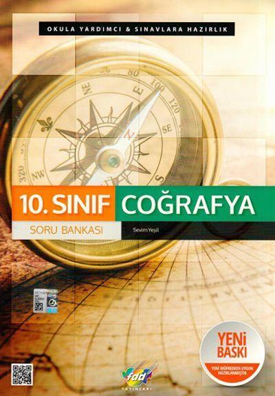FDD Yayınları 10. Sınıf Coğrafya Soru Bankası