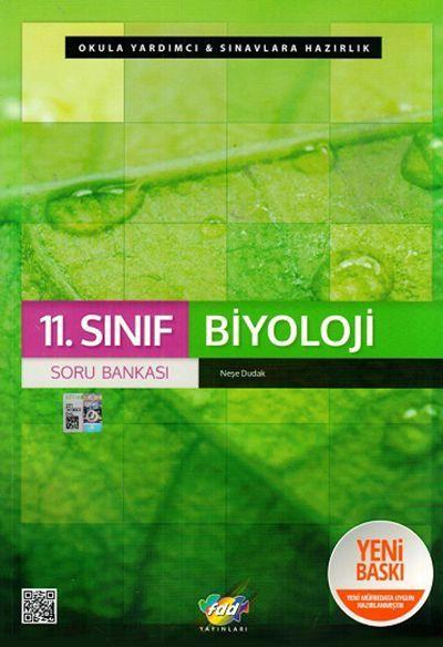 FDD Yayınları 11. Sınıf Biyoloji Soru Bankası
