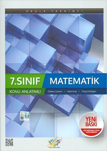 FDD Yayınları 7. Sınıf Matematik Konu Anlatımlı
