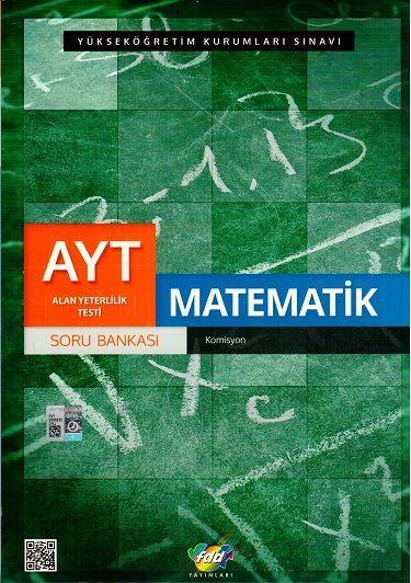 FDD Yayınları AYT Matematik Soru Bankası