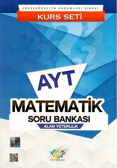 FDD Yayınları AYT Matematik Geometri Soru Bankası Kurs Seti