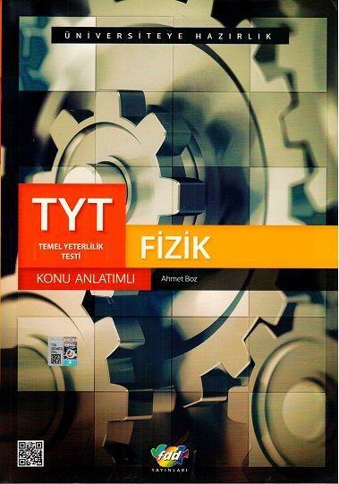 FDD Yayınları TYT Fizik Konu Anlatımlı