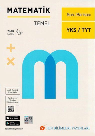 Fen Bilimleri Yayınları TYT Matematik Soru Bankası Yıldız Serisi