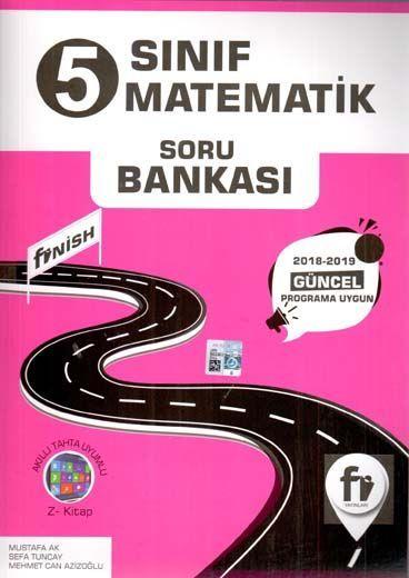 Fi Yayınları 5. Sınıf Matematik Soru Bankası