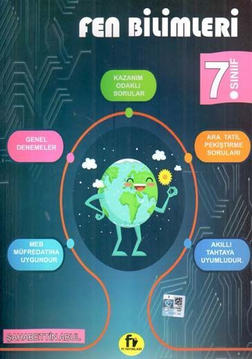 Fi Yayınları 7. Sınıf Fen Bilimleri Kazanım Odaklı Sorular