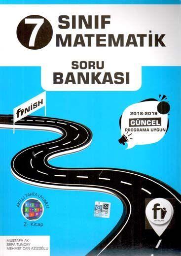 Fi Yayınları 7. Sınıf Matematik Soru Bankası