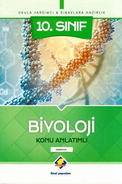 Final Yayınları 10. Sınıf Biyoloji Konu Anlatımlı