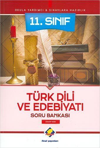 Final Yayınları 11. Sınıf Türk Dili Edebiyatı Soru Bankası