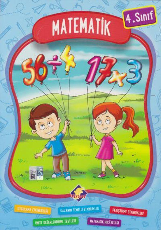 Final Yayınları 4. Sınıf Matematik Etkinliklerle