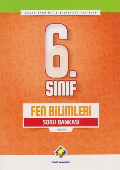 Final Yayınları 6. Sınıf Fen Bilimleri Soru Bankası