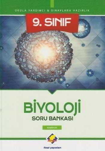 Final Yayınları 9. Sınıf Biyoloji Soru Bankası
