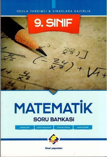 Final Yayınları 9. Sınıf Matematik Soru Bankası
