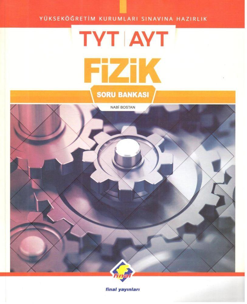 Final Yayınları TYT AYT Fizik Soru Bankası