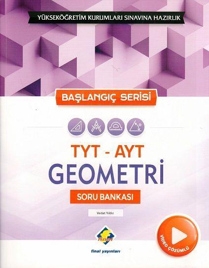 Final Yayınları TYT AYT Geometri Soru Bankası