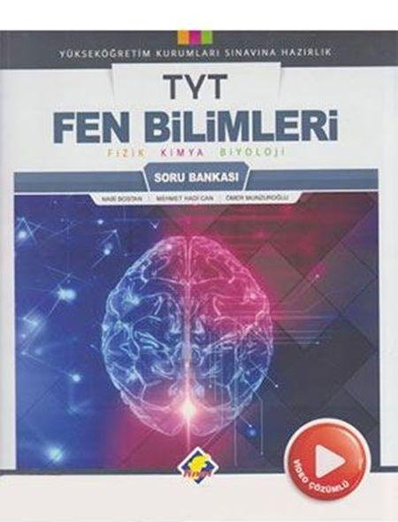 Final Yayınları TYT Fen Bilimleri Soru Bankası Video Çözümlü